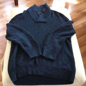 Men's Banana Republic knit sweater
